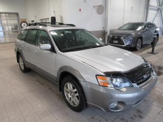 Used 2005 Subaru Outback LIMITED for sale in Toronto, ON