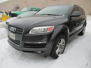 Used 2008 Audi Q7 3.6 PREMIUM for sale in Brampton, ON