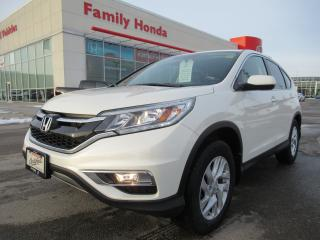 Used 2015 Honda CR-V EX-L, HONDA CERTIFIED for sale in Brampton, ON