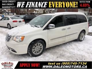 Used 2013 Chrysler Town & Country Limited | Leather | DVD | Sunroof for sale in Hamilton, ON