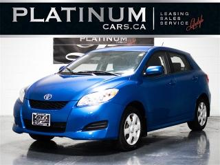 Used 2009 Toyota Matrix S, Power WINDOWS, CD/FM, Keyless Entry for sale in Toronto, ON