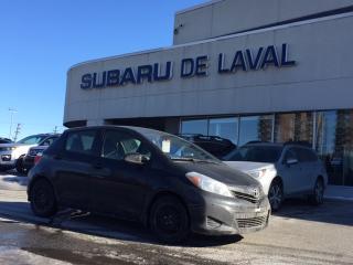 Used 2012 Toyota Yaris LE Hatchback ** Groupe électrique, Bluet for sale in Laval, QC