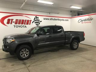 Used 2016 Toyota Tacoma Sr5 V6, 4x4 for sale in St-Hubert, QC