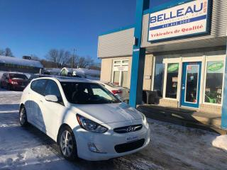 Used 2014 Hyundai Accent GLS*Toit OUVRANT! for sale in Québec, QC
