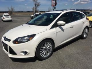 Used 2014 Ford Focus Titanium for sale in Carignan, QC