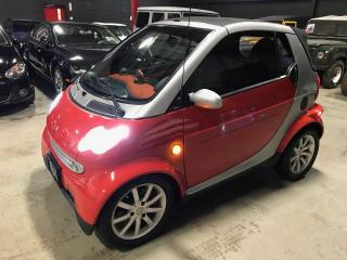 Used 2006 Smart fortwo Cabriolet 2 portes Passion for sale in St-Eustache, QC
