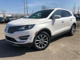Used 2015 Lincoln MKC Select| AWD| New Tires |Navigation | Panoroof for sale in St Catharines, ON