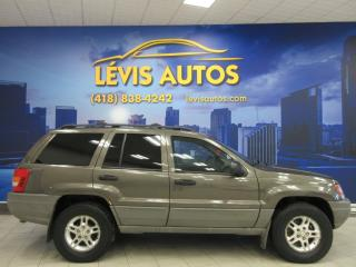 Used 2000 Jeep Grand Cherokee 4x4 V-8 4.7 L A/c for sale in Lévis, QC