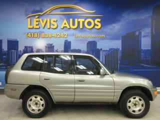 Used 1999 Toyota RAV4 4x4 A/c Cruise for sale in Lévis, QC