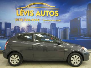 Used 2010 Hyundai Accent Gl A/c Cruise for sale in Lévis, QC