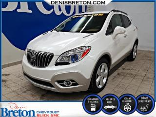 Used 2015 Buick Encore Fwd Cuir for sale in St-Eustache, QC