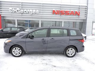 Used 2017 Mazda MAZDA5 Familiale 4 portes, boîte automatique, G for sale in St-Georges, QC
