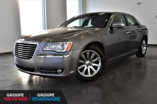 Used 2012 Chrysler 300 LIMITED | TOIT PANO+CUIR+CAMÉRA for sale in St-Jean-Sur-Richelieu, QC