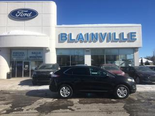 Used 2015 Ford Edge SEL for sale in Blainville, QC