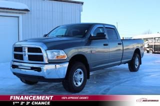 Used 2011 RAM 2500 Cabine multiplaces 4RM, 149 po ST for sale in St-Lin-Laurentides, QC
