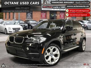 Used 2011 BMW X5 xDrive35i NO ACCIDENT! NAVI! 7 PASSENGER! for sale in Scarborough, ON