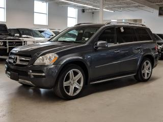 Used 2012 Mercedes-Benz GL-Class GL350/DIESEL/NAVIGATION/AMG SPORT PKG/DVD/7PASSENGER! for sale in Toronto, ON
