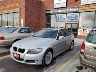 Used 2011 BMW 3 Series AWD WITH NAVIGATION for sale in Scarborough, ON