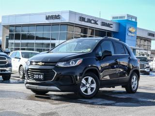 Used 2018 Chevrolet Trax for sale in Ottawa, ON