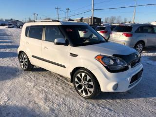 Used 2013 Kia Soul for sale in Lévis, QC