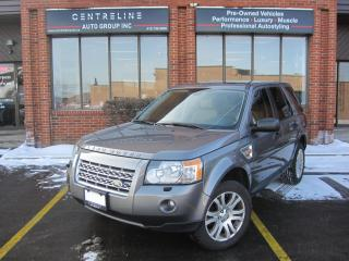 Used 2008 Land Rover LR2 $7,495+HST+LIC Fees / Certified SE for sale in North York, ON