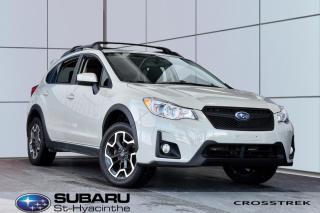 Used 2017 Subaru XV Crosstrek Sport manuel for sale in St-Hyacinthe, QC