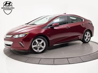 Used 2017 Chevrolet Volt Cuir, Cam De Recul for sale in Brossard, QC