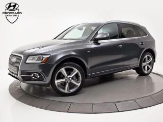 Used 2013 Audi Q5 S-Line, Bluetooth for sale in Brossard, QC