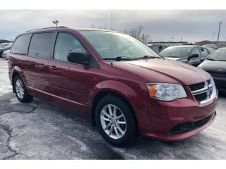 Used 2015 Dodge Grand Caravan Sxt Stow&go Mags for sale in Saint-hubert, QC