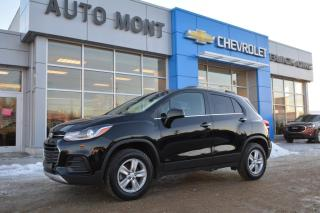 Used 2018 Chevrolet Trax Lt 8 for sale in Mont-Laurier, QC
