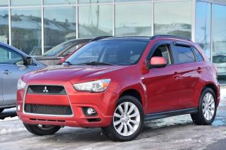 Used 2011 Mitsubishi RVR Gt Awd Gar. A/c for sale in Lachine, QC