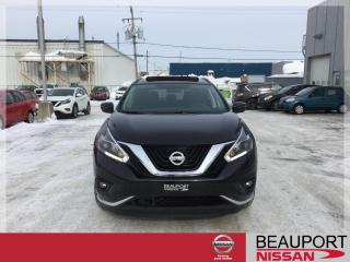 Used 2018 Nissan Murano SV AWD ***27 889 KM*** for sale in Beauport, QC