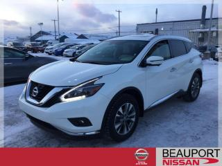 Used 2018 Nissan Murano SL AWD ***27 600 KM*** for sale in Beauport, QC