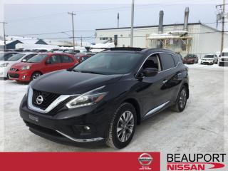 Used 2018 Nissan Murano SV AWD ***45 969 KM*** for sale in Beauport, QC