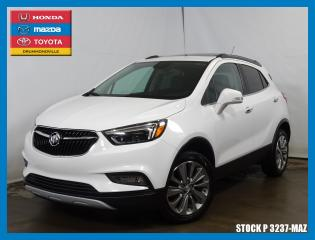 Used 2017 Buick Encore Essence awd toitouv for sale in Drummondville, QC