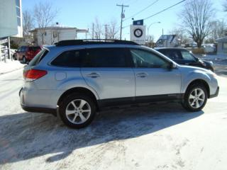 Used 2013 Subaru Outback Touring 2.5i for sale in Ste-Thérèse, QC