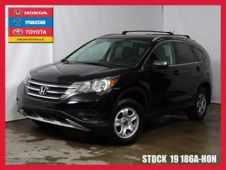 Used 2014 Honda CR-V Lx+door Lock+a/c+awd for sale in Drummondville, QC