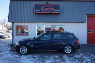 Used 2009 BMW 328 xDrive for sale in Lévis, QC