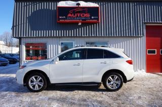 Used 2015 Acura RDX Tech. Pacakage Awd for sale in Lévis, QC