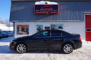 Used 2011 Ford Fusion Sel Sport 3.0l V6 for sale in Lévis, QC