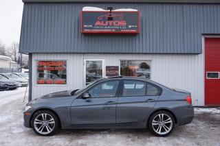 Used 2013 BMW 328 xDrive for sale in Lévis, QC