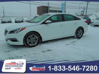 Used 2015 Hyundai Sonata GL AUTOMATIQUE BAS KILO!!! for sale in St-Georges, QC