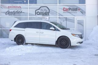 Used 2015 Honda Odyssey RES/Navi ***GARANTIE 10 ANS/200 000 KM** for sale in Québec, QC