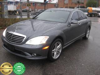 Used 2009 Mercedes-Benz S-Class S450-4matic for sale in Toronto, ON