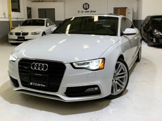 Used 2015 Audi A5 S-LINE|6-SPEED|NAVI|BACKUP CAM|DRIVE-SELECT| for sale in Oakville, ON