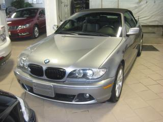 Used 2004 BMW 3 Series 325Ci for sale in Markham, ON