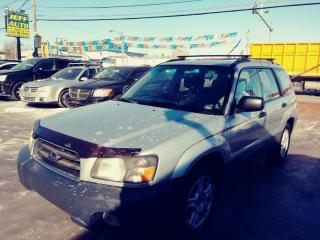 Used 2005 Subaru Forester for sale in Laval, QC