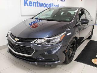 Used 2016 Chevrolet Cruze LT FWD, power drivers seat, back up cam, push start/stop for sale in Edmonton, AB