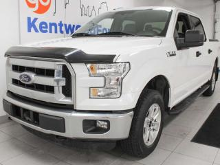 Used 2015 Ford F-150 XLT FX4 off road 4x4, keyless entry for sale in Edmonton, AB