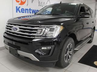 Used 2019 Ford Expedition XLT 4WD with NAV, heated/cooled power leather seats, power liftgate, power third row seats, back up cam for sale in Edmonton, AB